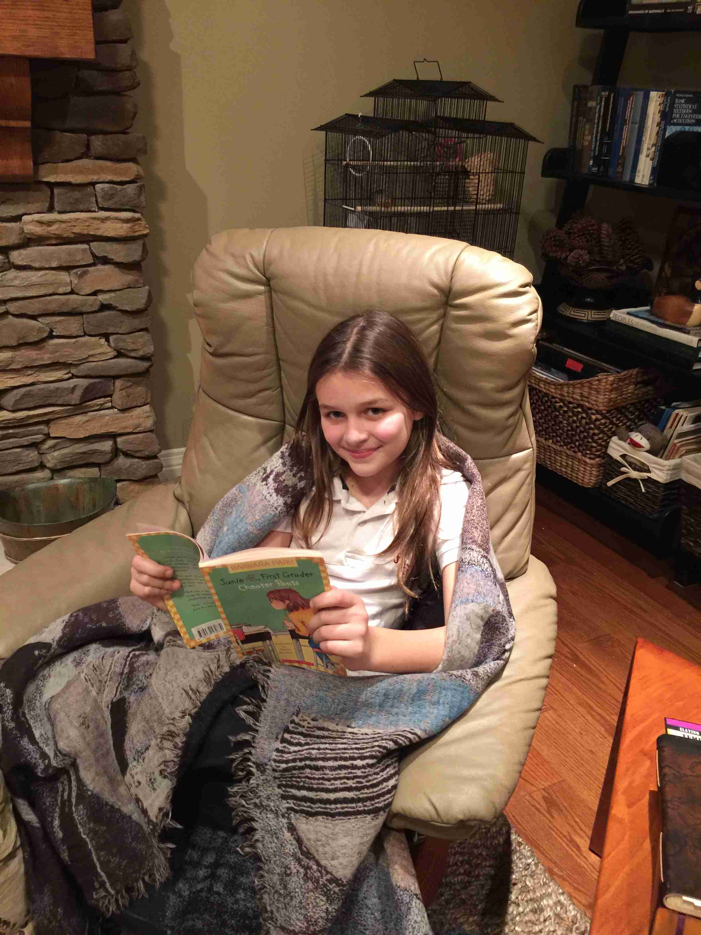 Case study: Easyread taught Sophie to read and to enjoy the process of reading