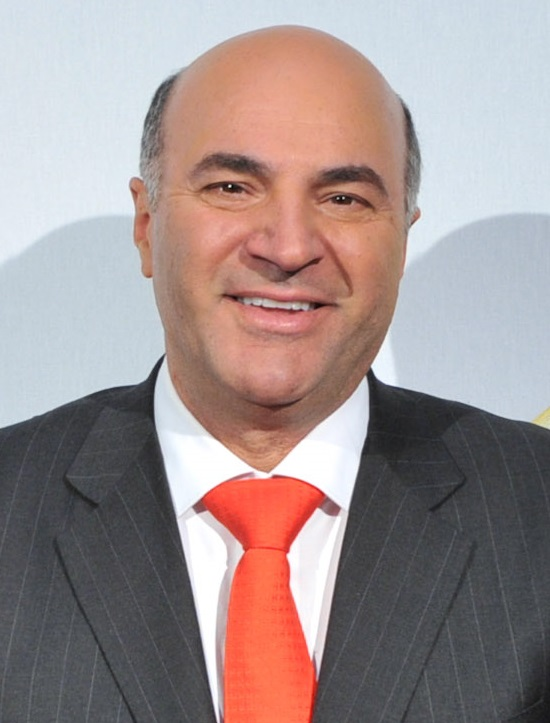 "Famous Dyslexics: Shark Tank's ""Mr Wonderful"", Kevin O'Leary"
