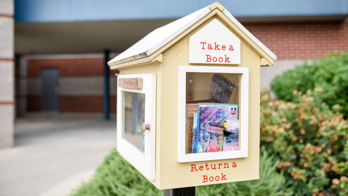 3 reasons to start your own Little Lending Library (and how to do it!)