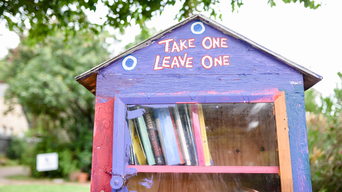 3 Reasons To Start Your Own Little Lending Library And How To Do It David Morgan Education