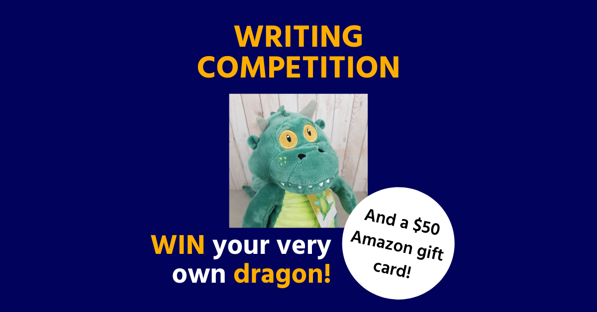 Dragon Story Competition: Win a Dragon Toy & $50 Amazon Voucher!
