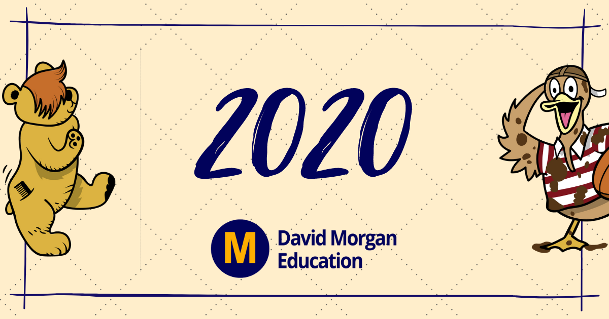 Year Review: What 2020 Has Meant for us at David Morgan Education